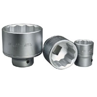 50Mm Bi-Hex Socket 1``Drive