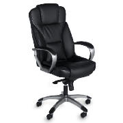 Emerson Home Office Chair, Black