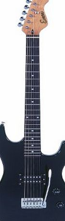 Black Electric Junior Guitar Outfit