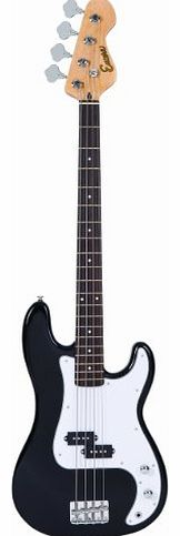 EBP-PK40BOFT Black Electric Bass Guitar Bundle