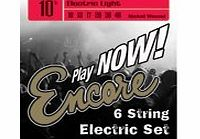 EES10 Medium Electric Guitar String Set