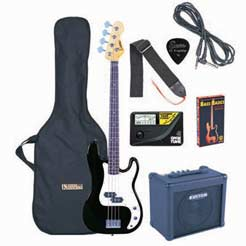 Electric Bass Guitar PK40BOFT