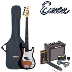 Electric Bass Guitar PK40SBOFT