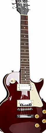 Encore Electric Guitar Outfit - Wine Red