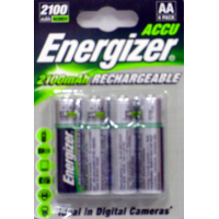 AA Rechargeable Battery 4 Pack