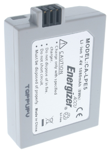 CA-LPE5 Digital Camera Battery