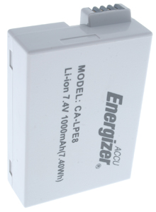 CA LPE8 1000mAh Digital Camera Battery