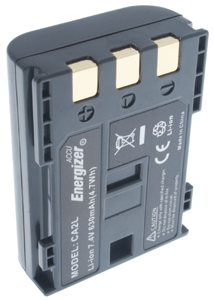 CA2L Digital Camera Battery Equivalent