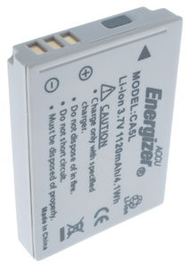 CA5L Digital Camera Battery Equivalent
