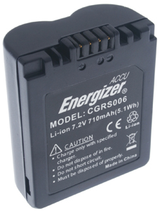 CGRS006 Digital Camera Battery