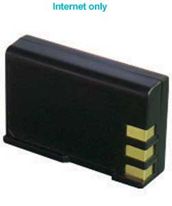 Li-Ion Battery for Nikon D40 Cameras