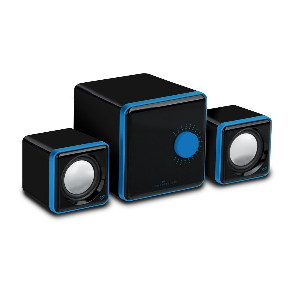 Energy S250 Stereo Speaker system - Electric Blue