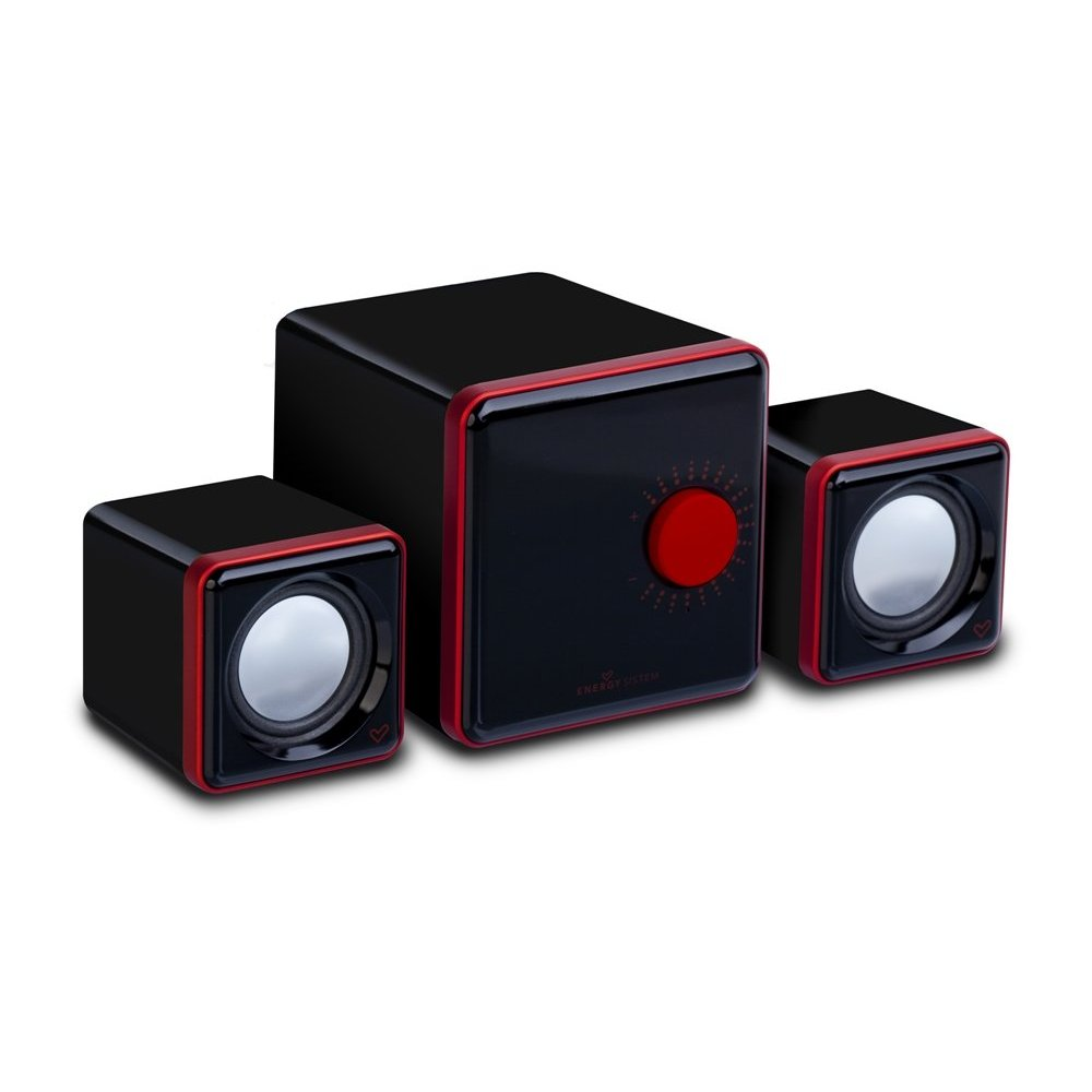 Energy S250 Stereo Speaker system - Ruby Red