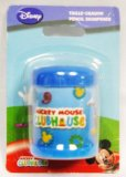 2-Hole Barrel Sharpener - Disney Mickey Mouse Clubhouse (X3701)