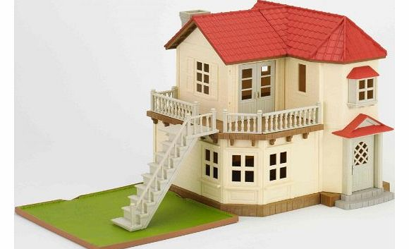 2752 Sylvanian families - Town house with light
