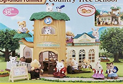 Epoch Sylvanian Families Country Tree School