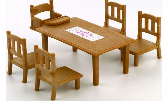 Sylvanian Family 2933 Dolls House Dining Table