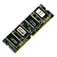 128MB SDRAM 168-pin DIMM for Lasers