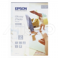 GLOSSY PHOTO PAPER 10x15 CM 50 SHEETS