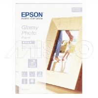 GLOSSY PHOTO PAPER 13x18 CM 40 SHEETS