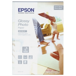 Glossy Photo Paper 225gsm White 10 x 15cm
