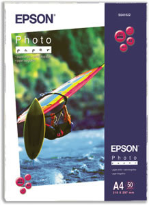 Photo Paper Heavyweight 194gsm A4 Ref