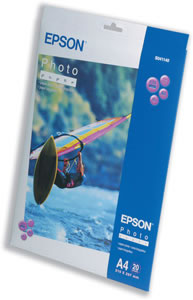 Photo Paper Heavyweight 225gsm A4 Glossy