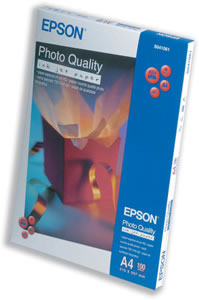 Photo Quality Inkjet Paper Matt 104gsm