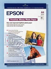 Premium Photo Paper Glossy 255gsm A3 Ref