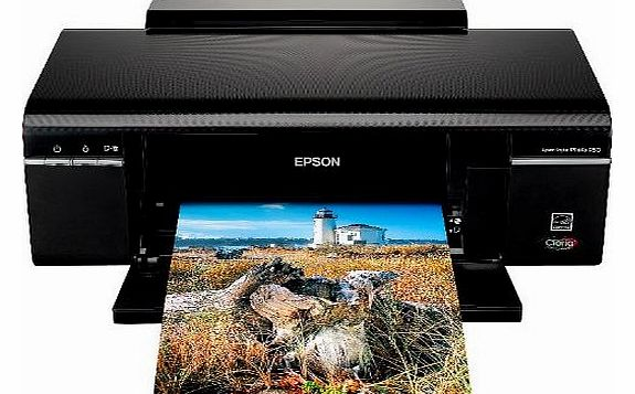 Stylus Photo P50 6-Colour Photo Printer with Individual Inks