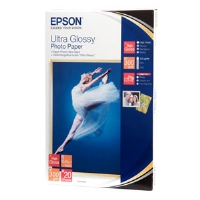 ULTRA GLOSSY PHOTO PAPER 10x15CM (20