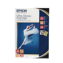 Ultra Photo Paper 300gsm White Glossy A4