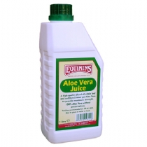 Equimins Aloe Vera Juice 1 Litre Bottle