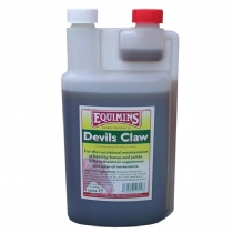 Equimins Devils Claw Liquid 1 Litre Bottle