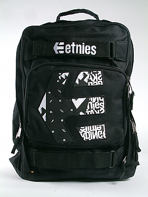 FOSTAGE 2 BACKPACK 4140000600976 - BLACK/WHITE
