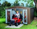 Shed Size 7: Bike storage solution for one cycle - Steel