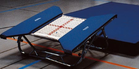 Eurotramp  Open End Mini Tramp