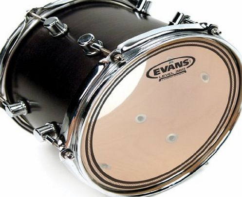 Evans TT12EC2S Edge Control 12-inch Tom Drum Head