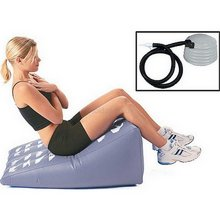 Ab Sit-up Exerciser with Foot Pump