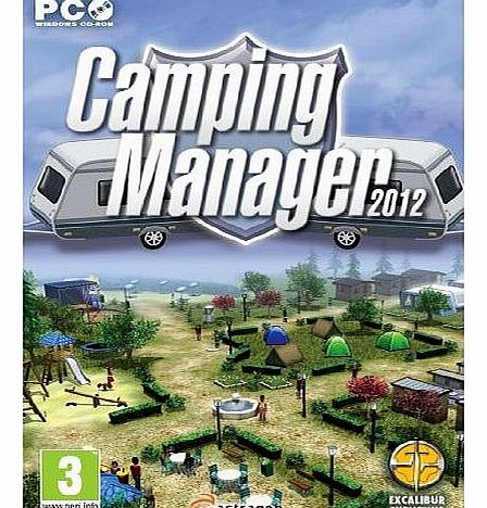 Camping Manager (PC DVD)