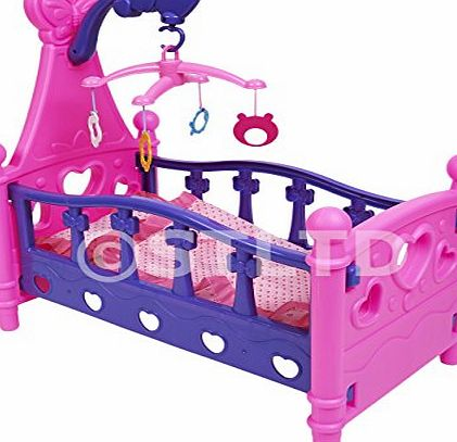 Kidkraft Dollhouse Toddler Bed 76255 Compare Prices Of Childrens Beds Read