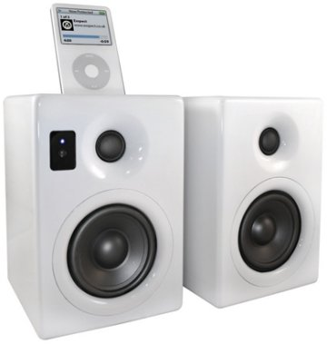 exspect iPod Speakers - White