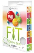 Wii Fit Balance Board Clear Silicone Skin