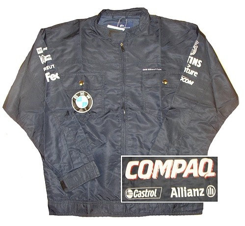 BMW Williams Fashion Jacket