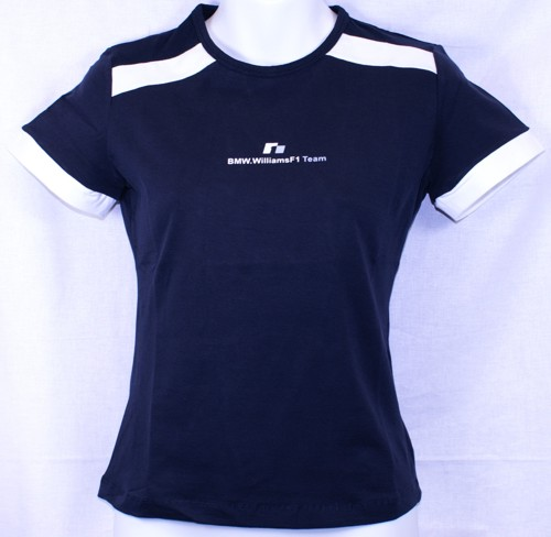 BMW Williams Ladies Performance T-Shirt
