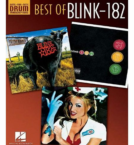 Blink-182: Best of Drum Transcriptions (Note-For-Note Drum Transcriptions)