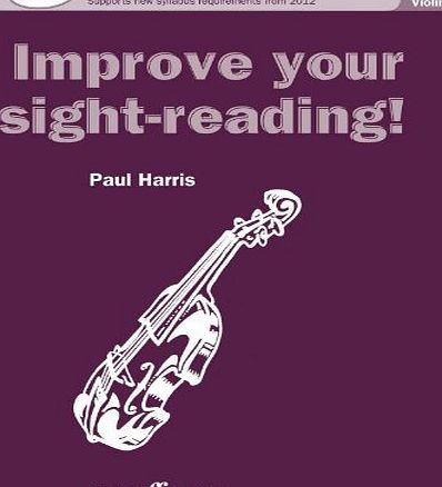 Faber Music Improve your sight-reading! Violin Grade 4 (New Edition)