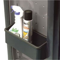 Consumables Shelf For Workshop Service Cart