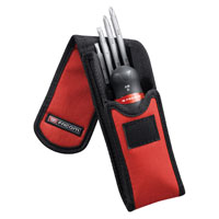 Mixed Slotted and Phillips Screwdriver Set