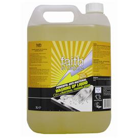 FAITH In Nature Washing Up Liquid 5 Litre